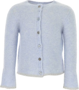 Niebieski sweter Pinko