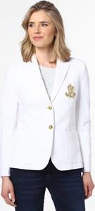 Marynarka Ralph Lauren na guziki krótka