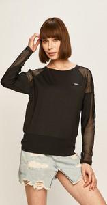 Bluza Liu-Jo w młodzieżowym stylu krótka z bawełny