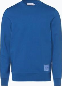 Niebieska bluza Calvin Klein
