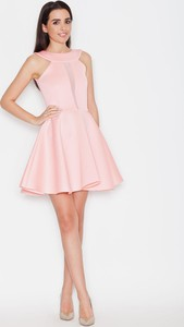 Sukienka Katrus rozkloszowana midi