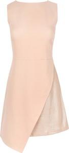 Sukienka Makover z tkaniny mini