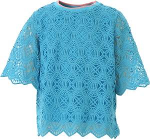 Bluzka dziecięca Alberta Ferretti z bawełny