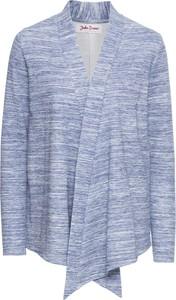 Błękitna bluza bonprix john baner jeanswear w street stylu