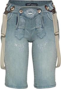 Szorty ARIZONA z jeansu