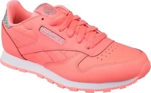 Buty sportowe dziecięce Reebok dla dziewczynek sznurowane
