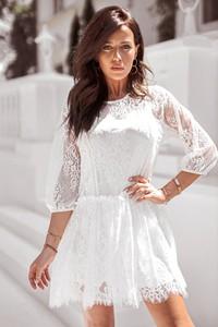 Sukienka Rose Boutique mini z długim rękawem
