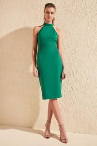 Sukienka Trendyol midi bez rękawów