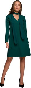 Sukienka Style w stylu casual mini z długim rękawem