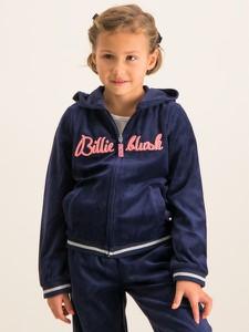 Granatowy dres dziecięcy Billieblush