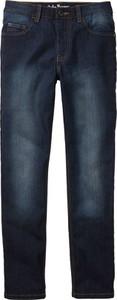 Niebieskie jeansy dziecięce bonprix John Baner JEANSWEAR