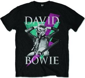 T-shirt David Bowie w młodzieżowym stylu