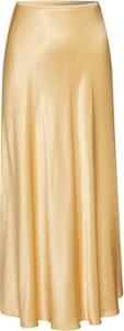 Żółta spódnica Samsoe Samsoe