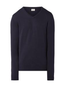 Niebieski sweter Montego