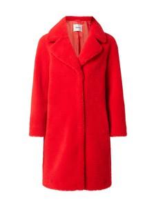 Czerwony płaszcz Stand w stylu casual