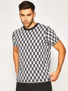 T-shirt Calvin Klein z nadrukiem z krótkim rękawem