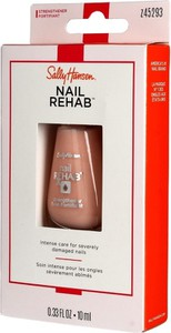 Sally Hansen, odżywka do paznokci, Nail Rehab, 13 ml