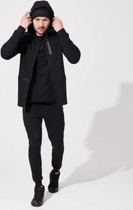 Czarna bluza DiverseExtreme w stylu casual