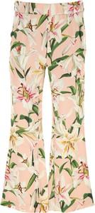 Spodnie dziecięce Dolce & Gabbana w kwiatki