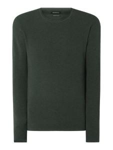 Zielony sweter McNeal w stylu casual z bawełny