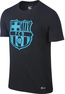 Granatowa koszulka dziecięca Nike z krótkim rękawem
