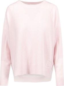 Różowy sweter Bogner w stylu casual