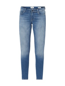 Niebieskie jeansy Only w street stylu z bawełny