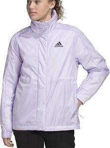 Kurtka Adidas z tkaniny krótka