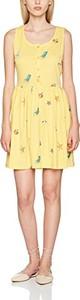 Żółta sukienka PEPALOVES