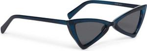 Czarne okulary damskie DeeZee