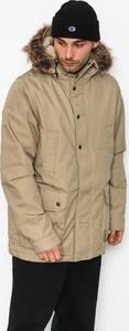 Brązowa kurtka Volcom w stylu casual
