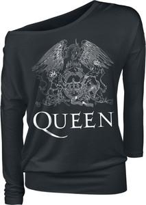 Bluzka Queen z długim rękawem