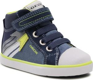 Buty dziecięce zimowe Geox z goretexu