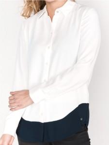 Koszula Tommy Hilfiger z żakardu