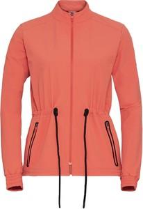 Różowa kurtka ODLO w stylu casual bez kaptura