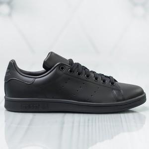 Czarne trampki męskie adidas adidas gazelle, wiosna 2020 w