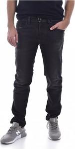 Jeansy Diesel w stylu casual z jeansu