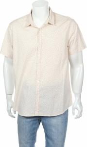 Koszula Rdx z krótkim rękawem z klasycznym kołnierzykiem