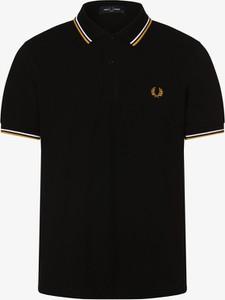 Czarna koszulka polo Fred Perry
