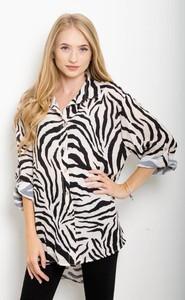 Koszula Olika w stylu casual