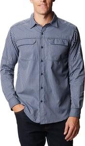 Koszula Columbia z kołnierzykiem button down z długim rękawem