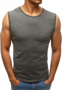 T-shirt Dstreet z tkaniny w stylu casual