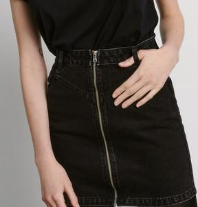 Spódnica Reserved mini z jeansu