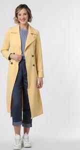Żółty płaszcz Y.A.S w stylu casual