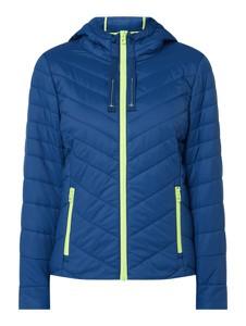 Niebieska kurtka edc by Esprit krótka