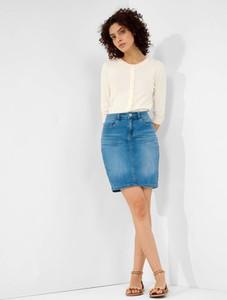 Spódnica ORSAY z jeansu w stylu casual