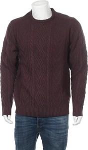 Sweter Blend w stylu casual z okrągłym dekoltem