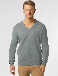 Sweter Andrew James z wełny