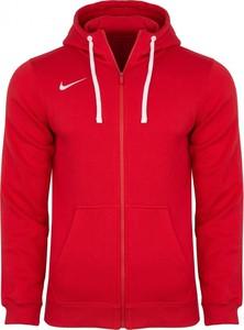 Czerwona bluza darcet w sportowym stylu