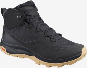 Buty zimowe Salomon sznurowane